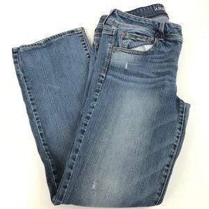 American Eagle Womens Jeans Size 12 Kick Bootcut